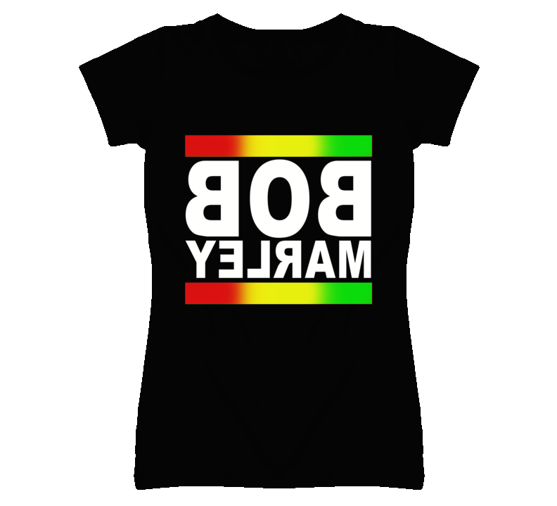 Bob Marley Rasta Vanessa Hudgens Popular Graphic T Shirt