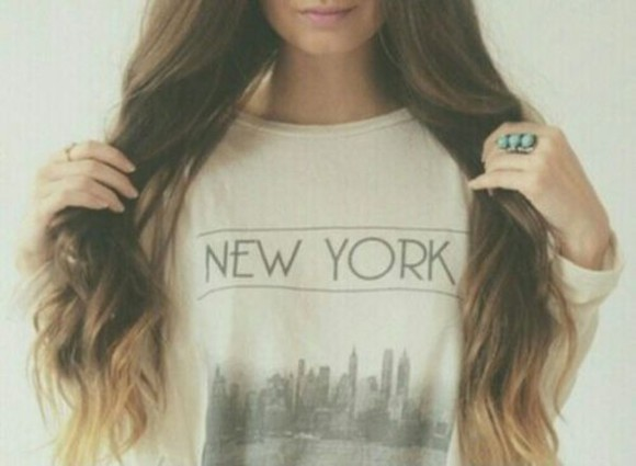new york city sweater