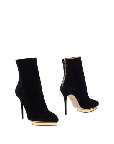 Charlotte Olympia Ankle Boot - Women Charlotte Olympia Ankle Boots online on YOOX United States - 11022231