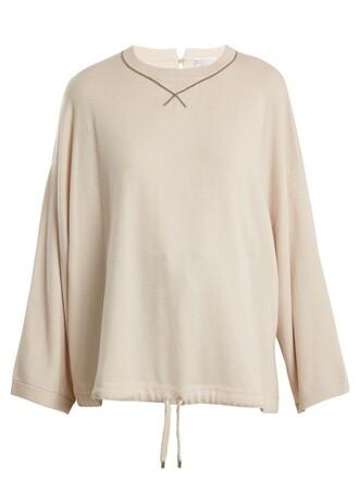 sweater embellished