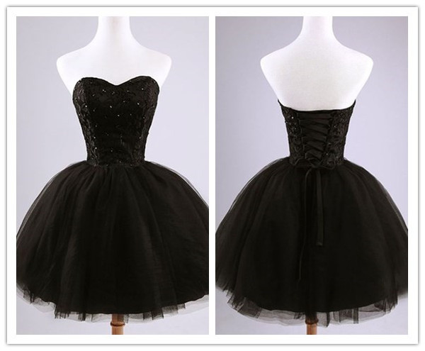 dress dress prom dress black cocktail dress black dress ball gown dress