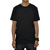 Essential Zip Tee (Black)