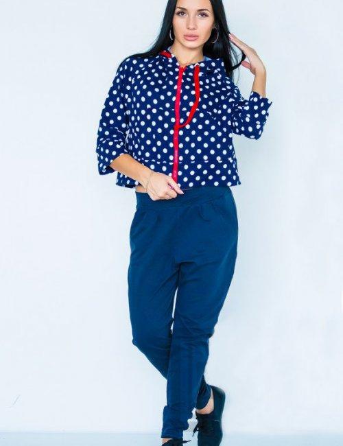 Stylish Girl's Outdoor Drop-Crotch Sweatpants