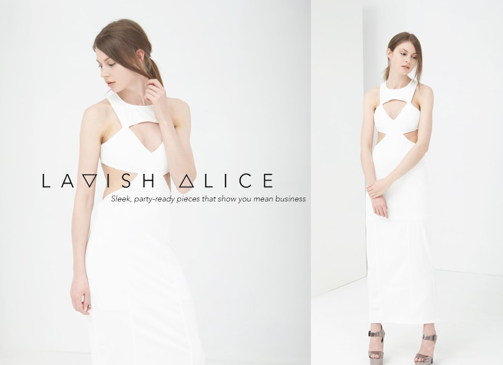 Women's Clothes and Online Fashion from Lavish Alice