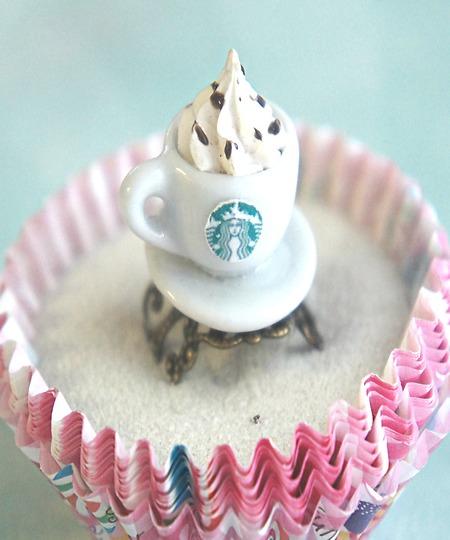 starbucks coffee ring