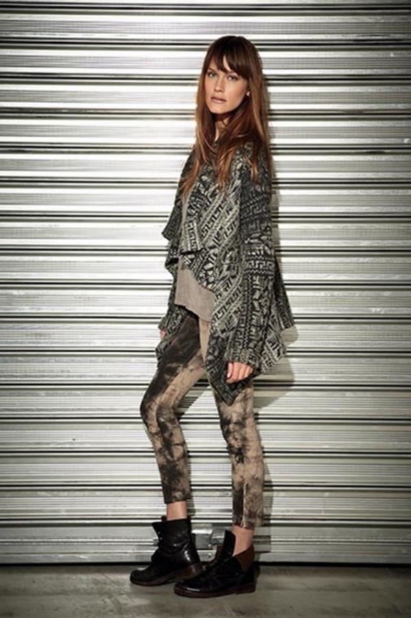 jacket berenice lookbook fashion t-shirt pants