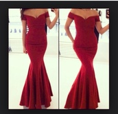 dress,prom dress,prom gown,red gown,mermaid dresses,red dress,sexy dress,party dress,red,maroon/burgundy,fishtail dress,red evening dress,belt,prom,mermaid prom dress,burgundy dress,red prom dress,tight dresses