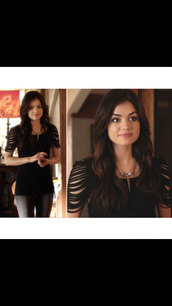 top,pretty little liars,aria montgomery,PLLW2G,guess