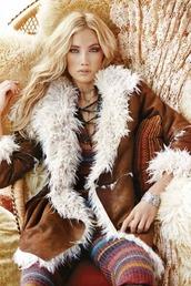 coat,elan usa,fur,fur coat,suede,brown suede,fall outfits,fashion,fur suede,fur jacket,fur suede jacket,suede jacket,brown jacket,brown,elan,free vibrationz,freevibrationz