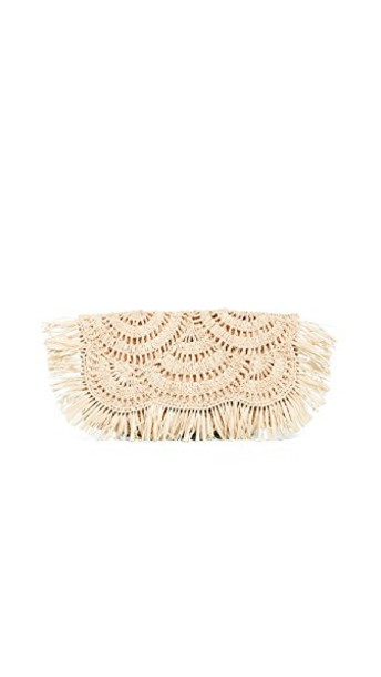 Mar Y Sol clutch bag