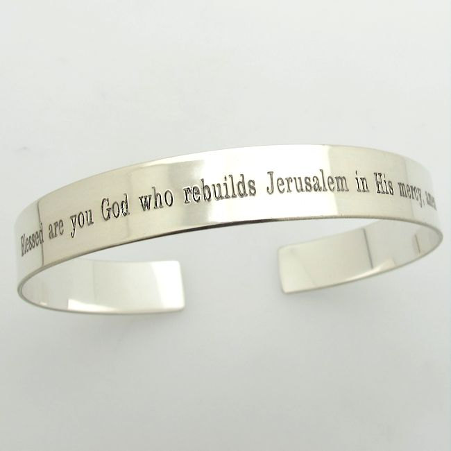 engraved men bangle post tumblr cuff luxury sterling and inspirational quote bracelets personalized custom for jewelry women bracelet silver bangles