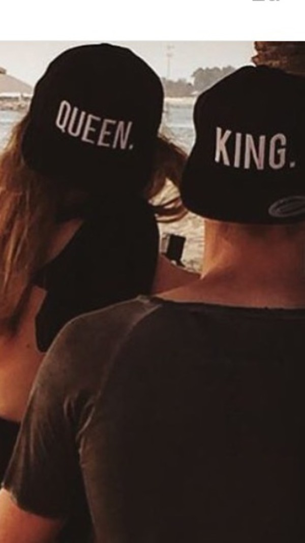 King Snapback Queen Snapback King And Queen Snapback