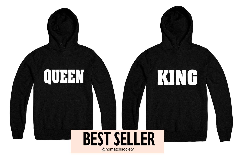 Pacsun Clothing Winter queen king sweatshirt ...
