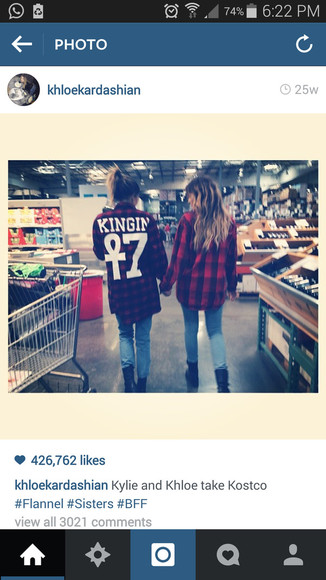 flannel shirt t-shirt checkered want this