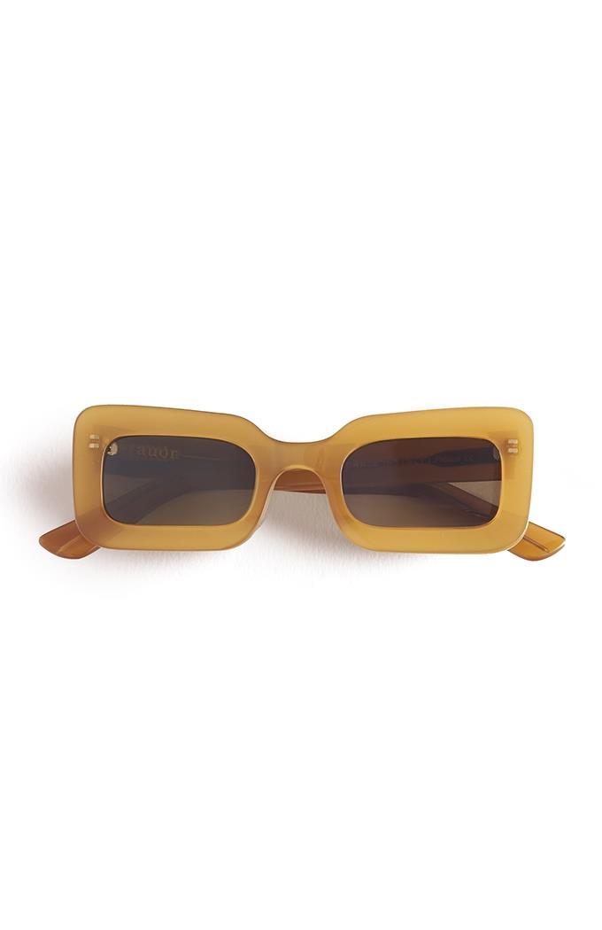 Franca Sunglasses - Caramel