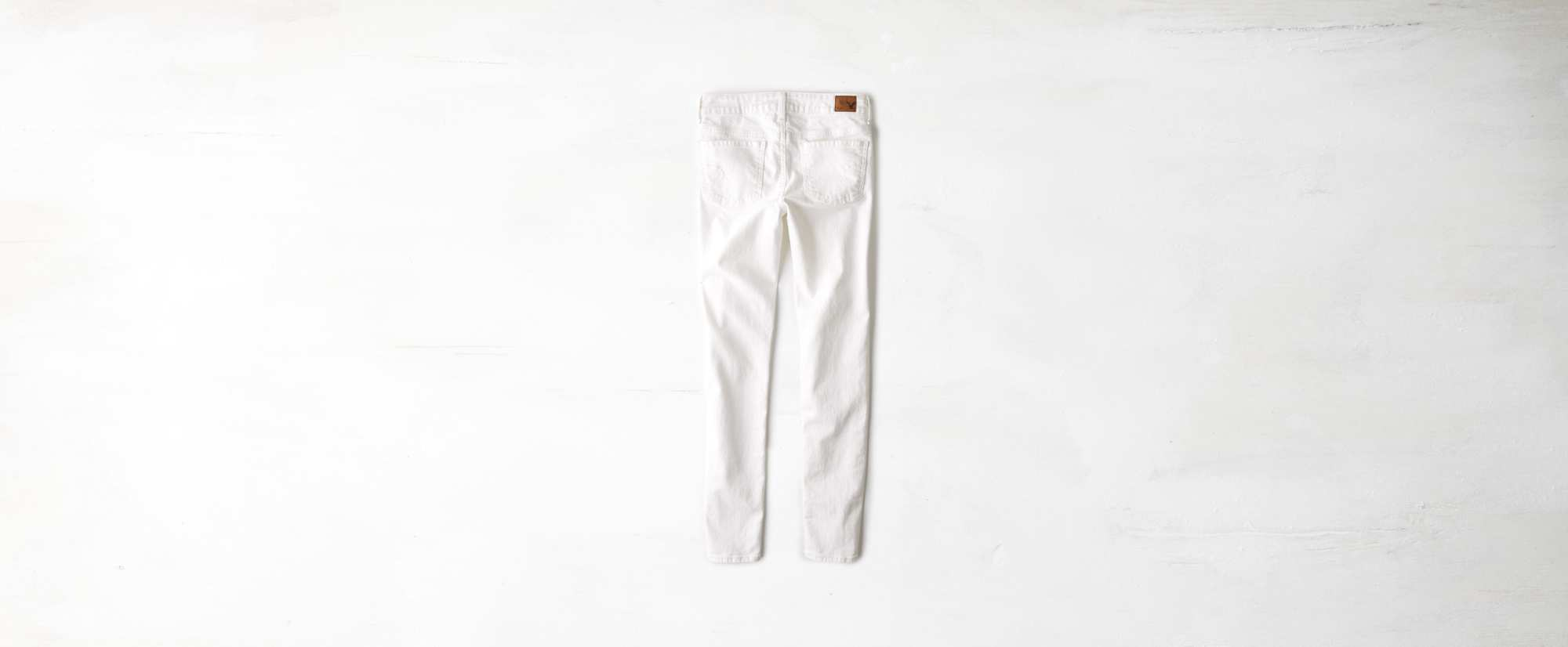 Jegging, White | American Eagle Outfitters