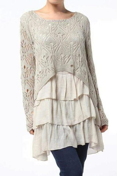 shirt knitwear