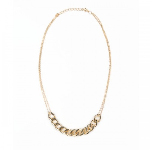 Gold Link Necklace  | Loopsway.com