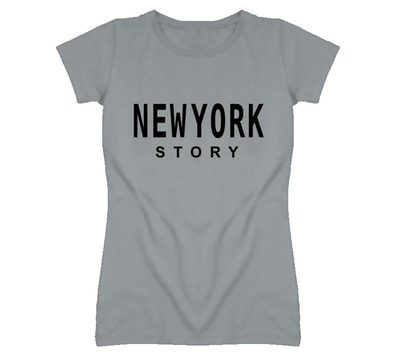 New York Story Popular T Shirt