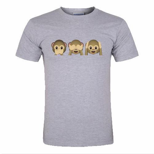 3D Funny EMOJI tshirt