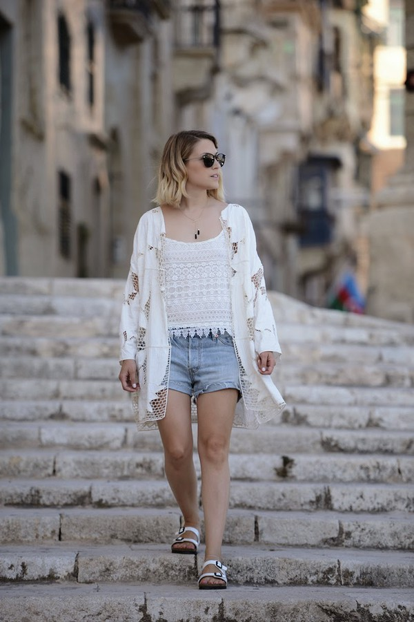 you make fashion blogger top