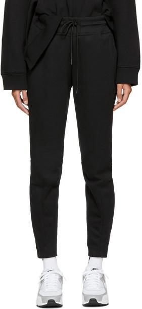 Nike pants black