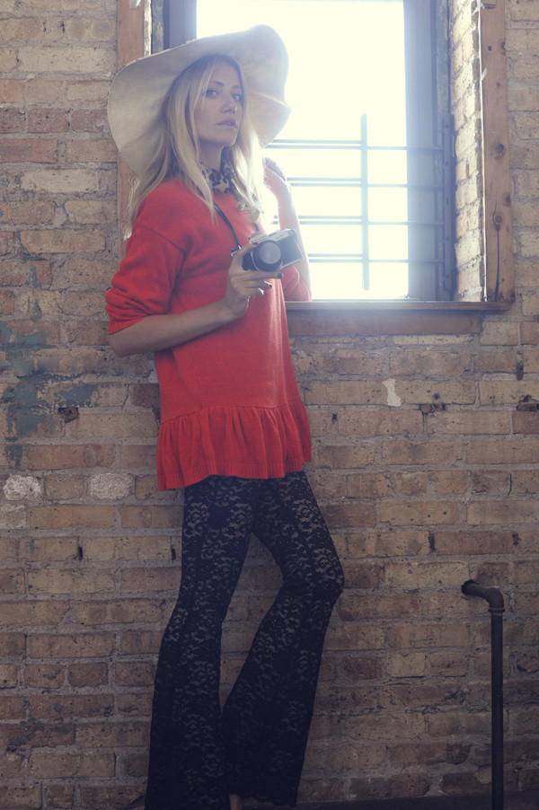 Custom Sheer Lace Pants with Under Shorts by Ziggyhoopdancer