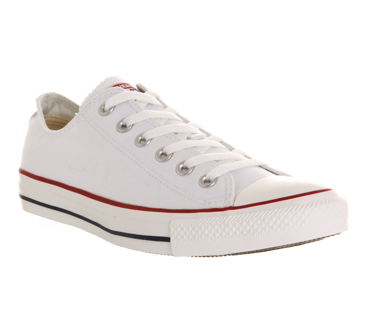 Converse converse all star low white canvas