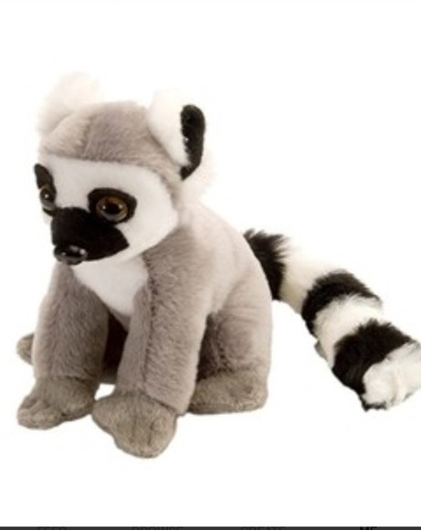 adorable lemur teddy monkey teddy bear