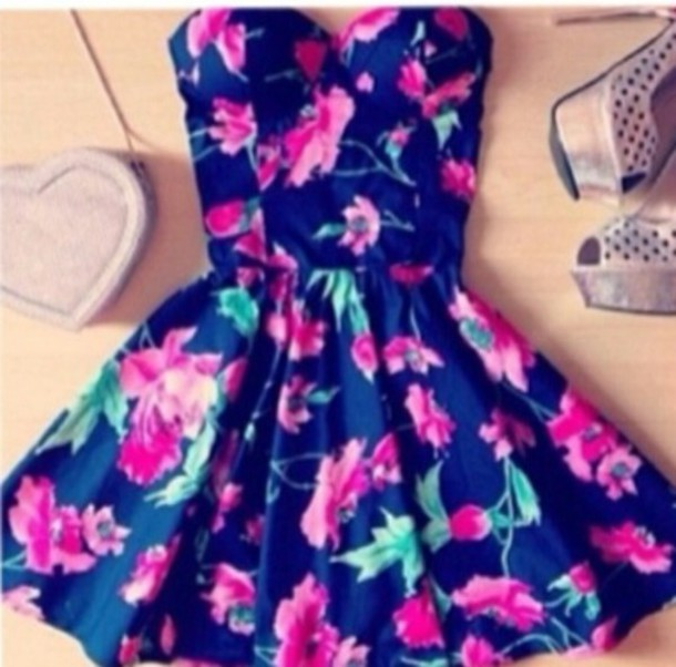 dress floral floral dress blue dress ariana grande floral dress shoes summer dress summer outfits summer flowers floral dress spring rose dress heart purse blue sequin dress high heels fashion blue strapless sweetheart bag girly floral dress floral shirt sweet cute dress cute i guess idk cuteness silver pumps skater dress strapless dress black dress black pink floral dress purse floural navy dress short dress navy dress blue and pink flower bustier black red flowers pretty classy purple dress green dress dark blue high low dress style beach dress short flower dress prom homecoming short green silver heart free shipping strapless dress bustier bustier dress mini dress pink dress