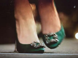shoes green shoes lady gaga