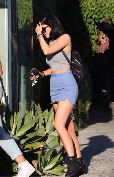 shoes skirt mini skirt kylie jenner