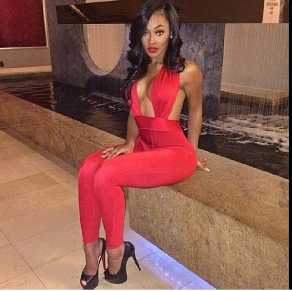 dress unitard romper bodysuit cut-out red bodysuit red miracle watts backless jumpsuit