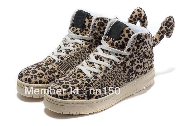 Shoes Jeremy Shipping New Scott Js Free 2014 Leopard 0k8wOnP