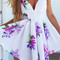 Sage swaying in the wind dress – auemay