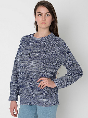Unisex Fisherman's Pullover | American Apparel