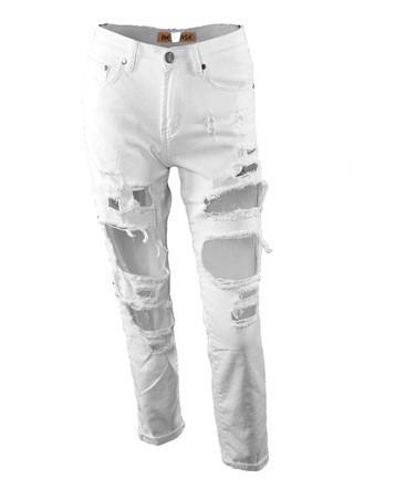 Erika black torn boyfriend jeans · fashion struck · online store powered by storenvy