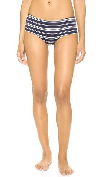 back hipster navy underwear