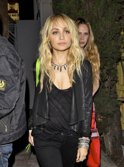 nicole richie jewels houseofharlow love trendy hot necklace