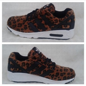leopard print adidas brown shoes adidasleopard adidasleop leopard shoes adidas leopard shoes leopard