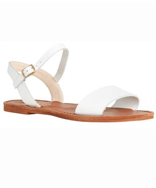BONDI WHITE LEATHER   Footwear   Clothing   Shop Womens   General Pants Online