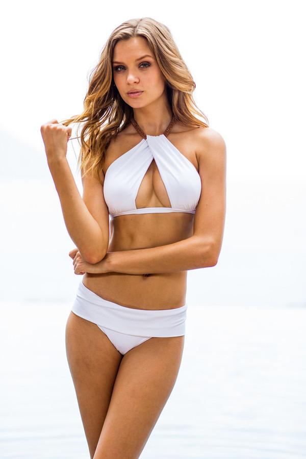 Swimwear: bikini, bikini bottoms, bikini top, brazilian ...