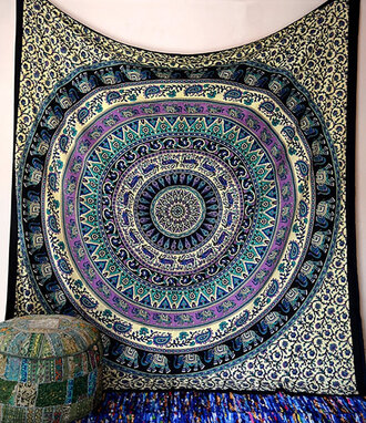 home accessory hippie bohemian boho boho decor hippie decor bohemian decor wall decor home decor blanket bedding tapestry wall hanging mandala beach queen bed duvet