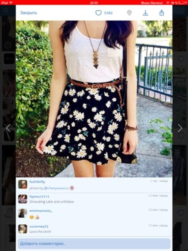 skirt dress t-shirt