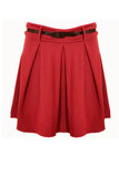 Sirenlondon — boxy basic skirt