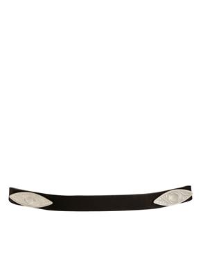 ASOS | ASOS Western Plate Skinny Waist Belt at ASOS