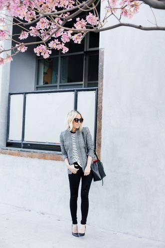 damsel in dior blogger skinny jeans