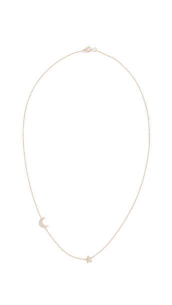 Ariel Gordon Jewelry 14k Starry Night Necklace in gold / yellow
