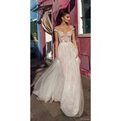dress,illusion,gown,it girl shop,embroidery wedding dresses