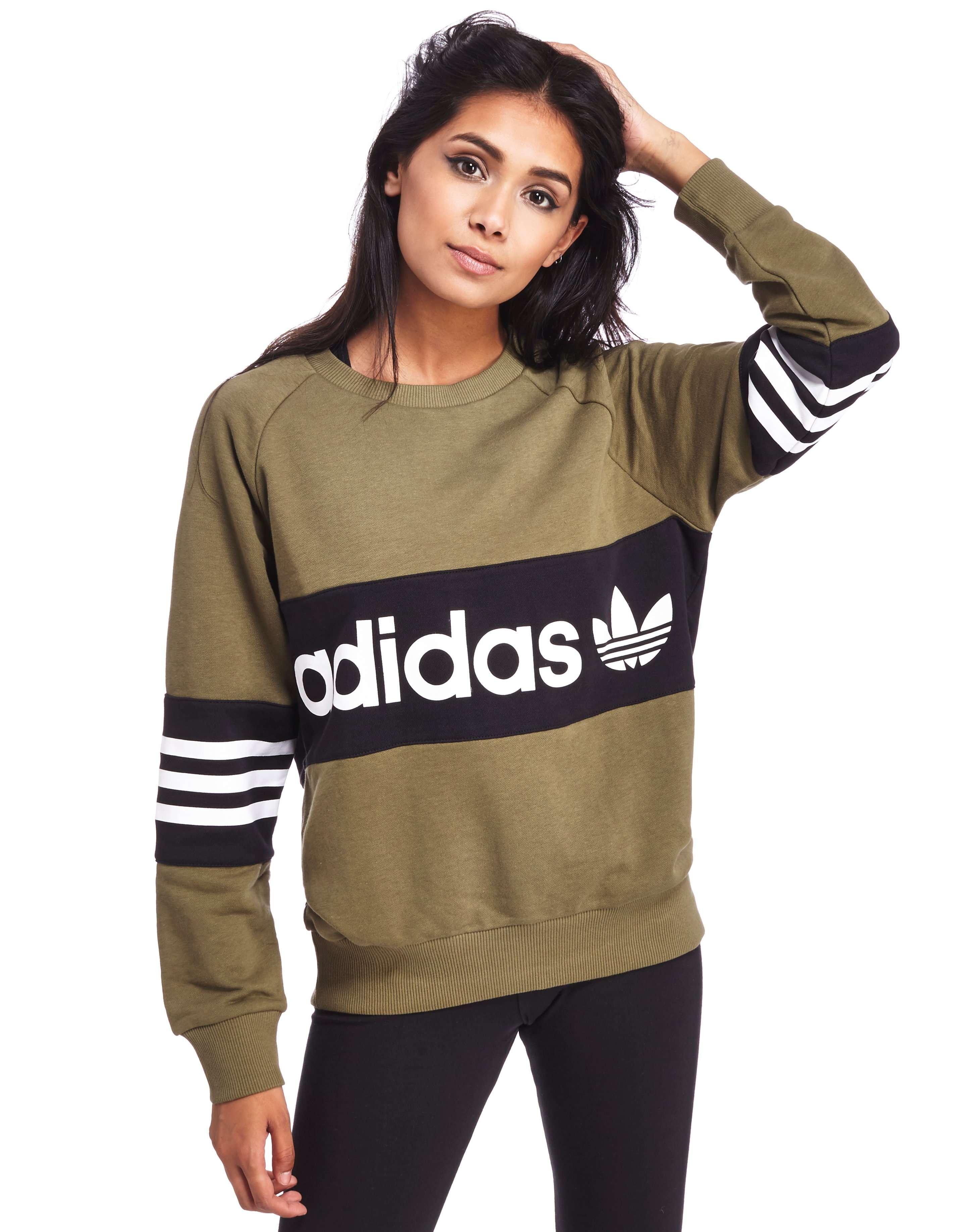 adidas Originals Street Crew Sweatshirt | JD Sports